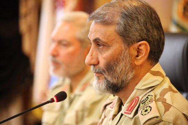 افغانستان, سراوان, سردار قاسم رضایی, فرمانده مرزبانی ناجا, قاچاق مواد مخدر