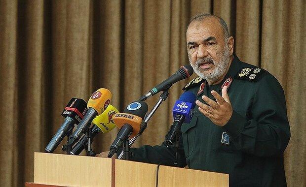 قائد الحرس الثوري الإيراني: يجب تحويل السيادة والحكم الإسلامي إلى حضارة