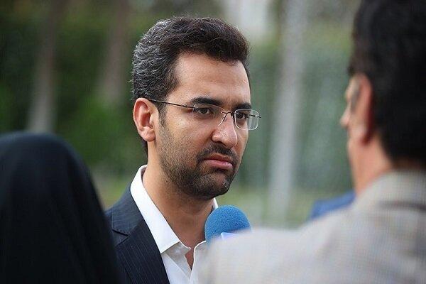 محمد جواد آذری جهرمی, اپراتورهای ارتباطی, بخت آزمایی, تلفن همراه
