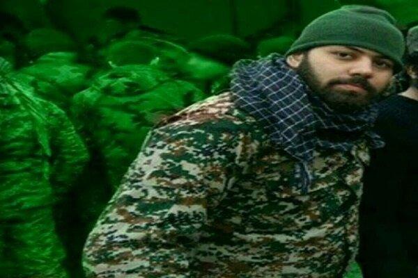 پیکر شهید مدافع حرم«مجید قربانخانی» در حرم رضوی تشییع شد