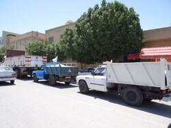 کمک های مردم شهرستان دشتی به مناطق سیل زده ارسال شد