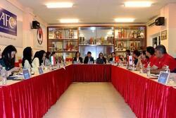 نشست هماهنگی تیمها و پزشکان برگزار شد