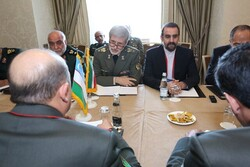 Iran defense min. warns of threat of terrorism in S, W Asia