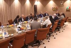 برگزاری نشست هماهنگی افتتاح موزه ورزش با حضور وزیر