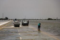 ۴۰ میلیارد مترمکعب آب با سیلاب وارد خوزستان شد