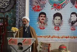 شهدای مدافع حرم برای دلار به جبهه نرفتند