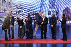 Closing ceremony of 37th FIFF