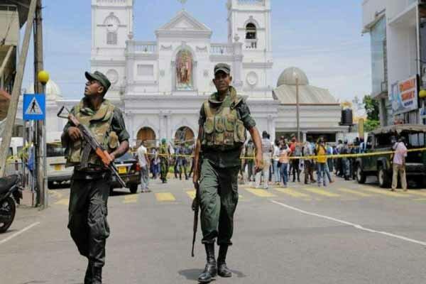 سری لنکا میں بم دھماکوں میں ملوث 8 وہابی دہشت گردوں کی شناخت ہوگئی