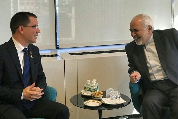 Iran, Venezuela FMs stress opposition to US unilateralism