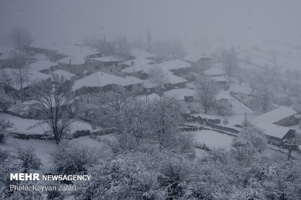kar yağışı