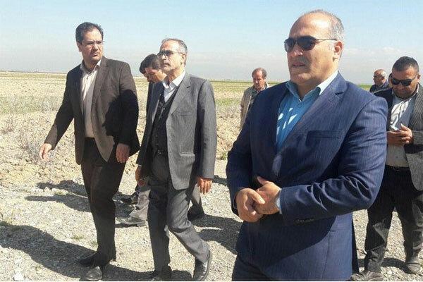 عملیات احداث پروژه آرامستان قرچک آغاز شد/ بهرهبرداری تا پایان ۹۸