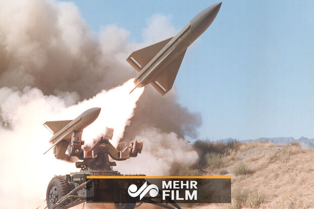 ساخت سه موشک جدید توسط متخصصان هوانیروز ارتش