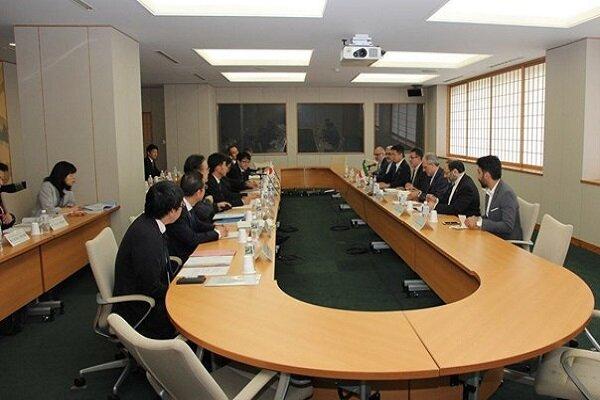 یازدهمین اجلاس مشترک کنسولی ایران و ژاپن برگزار شد