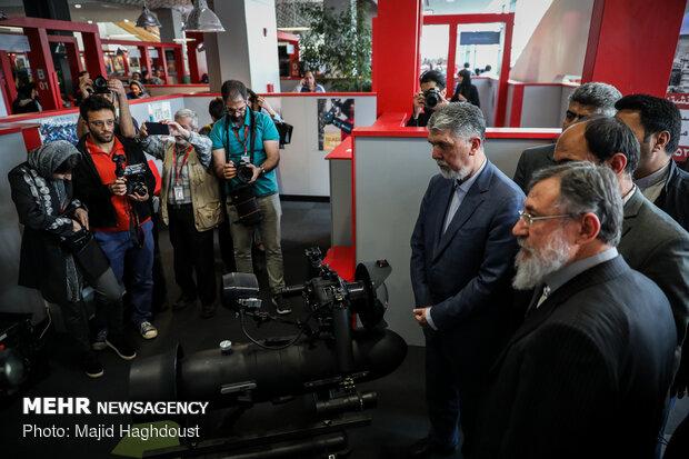 نمایشگاه فناوری های سینمایی در سی و هفتمین جشنواره جهانی فیلم فجر