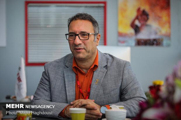 گفتگو با دبیر سی و هفتمین جشنواره جهانی فیلم فجر