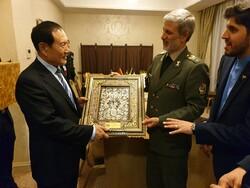 حمایت چین از مواضع ایران در حفظ صلح و ثبات منطقه