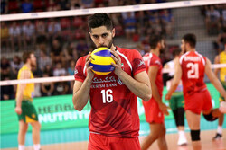 Shafiei hopes next coach would fit Iran's volleyball style