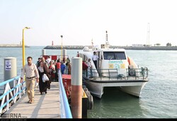 Seafaring grows over Noruz holidays