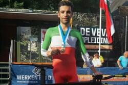 طلای مسابقات جاده آسیا بر گردن محمد گنجخانلو