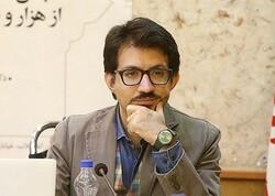 Iranian illustrator Ali Buzari.