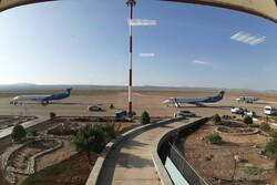 پرواز «نجف» آمادگی فرودگاه بینالمللی شاهرود را محک زد/ شاهرود پذیرای هواپیماهای پهنپیکر