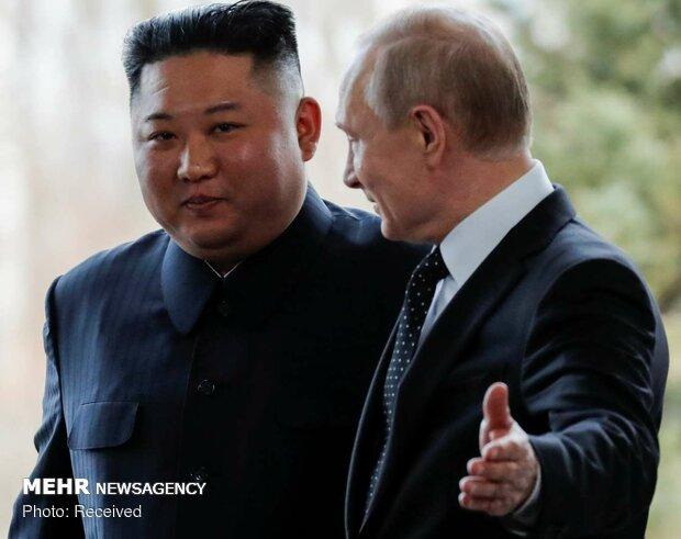 پمپئو: پوتین در آزمایش موشکی کره شمالی دخیل است!