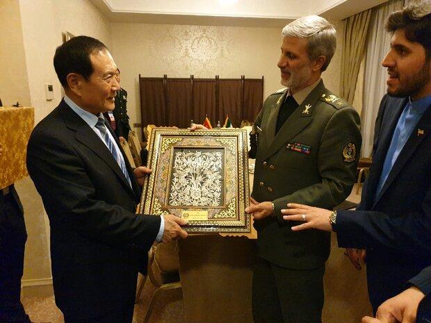 الصين تؤكد دعمها لإيران في حفظ الأمن والاستقرار في المنطقة