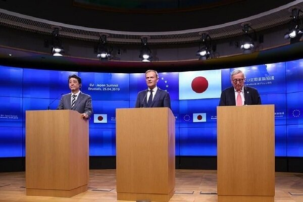 EU, Japan reiterate support for Iran nuclear deal despite US pressure