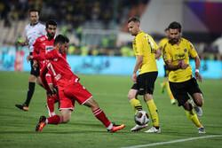 Perspolis ile Sepahan golsüz berabere kaldı