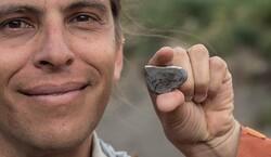 کشف فسیل ۹۵ میلیون ساله از خرچنگ