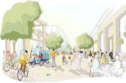 طراحی یک محله هوشمند با مبلمان شهری متغیر در کانادا