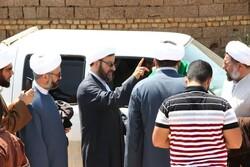 قدردانی رئیس دفتر تبلیغات اسلامی از حضور طلاب در مناطق سیل زده