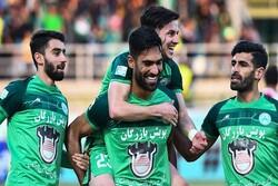 ذوب آهن۲ - الزوراء۲ / تیم اصفهانی به یک هشتم نهایی آسیا صعود کرد