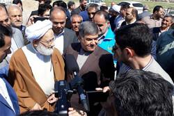 کلنگ بوستان ۶.۵ هکتاری در «میان آباد» اسلامشهر به زمین خورد