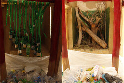 تئاتری که اینترنتی اجرا میشود/ «فریاد طولانی» زبالههای دانشجویی