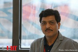 Indian director and script writer Praveen Morchhale