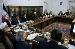 جلسه شورای عالی هماهنگی اقتصادی سران قوا برگزار شد