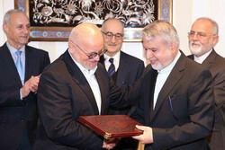 امضای تفاهمنامه همکاری میان کمیته ملی المپیک ایران و کرواسی