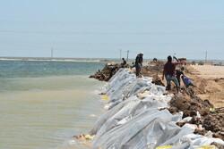 بسیاری از سیل بندهای خوزستان همچنان تکمیل نشده اند