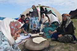 جشنواره ملی کوچ عشایر در جعفرآباد بیله سوار