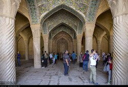 Masjed-e Vakil: A bustling tourist destination in Shiraz