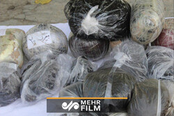کشف مواد مخدر توسط پلیس پایتخت