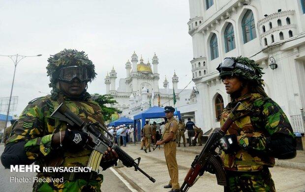 سری لنکا میں گرجا گھروں میں اجتماعات منسوخ