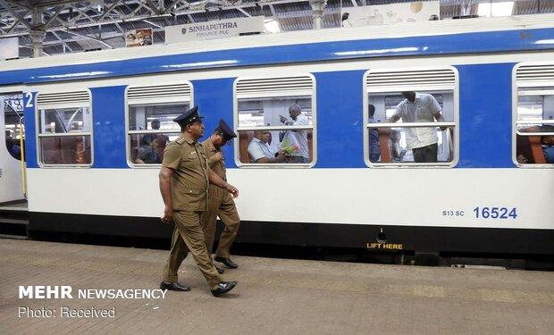 نماز جمعه سریلانکا تحت تدابیر امنیتی