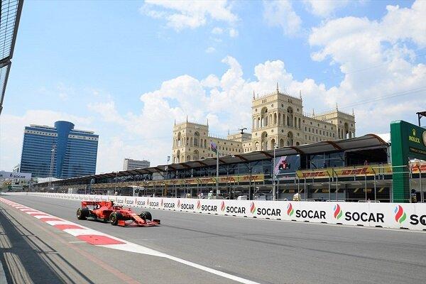 Bakü'de Formula 1 heyecanı devam ediyor