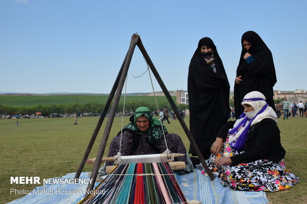 Iran Nomad national festival in Jaffarabad