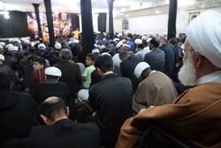 قم میں سعودی عرب کے شیعہ شہیدوں کی یاد میں مجلس ترحیم
