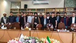 Türk öğrenciler İran'daki Nasıriye Medresesi'ni ziyaret etti