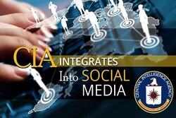 اقدام جدید سیا در حوزه جنگ نرم/ امکانات شبکههای اجتماعی در اختیار دشمن است
