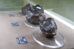 موزه شهاب سنگ نراق به بهره برداری رسید